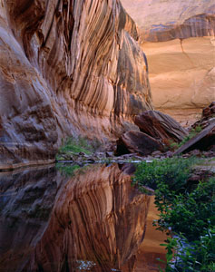 Canyon Mirror